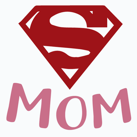 SUPER MOM: MINI DESIGN - Paisley Grace Designs