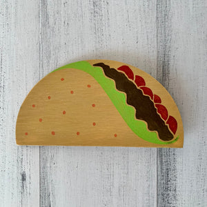 Taco:  Interchangeable Shape - Paisley Grace Designs