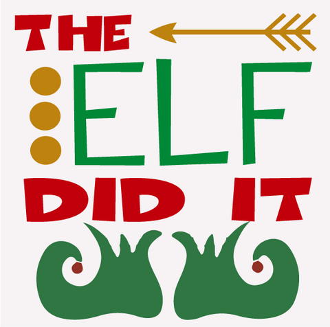 The Elf Did It: MINI Design - Paisley Grace Designs
