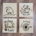 Beach 4 Pack Take and Make Kit - Paisley Grace Designs