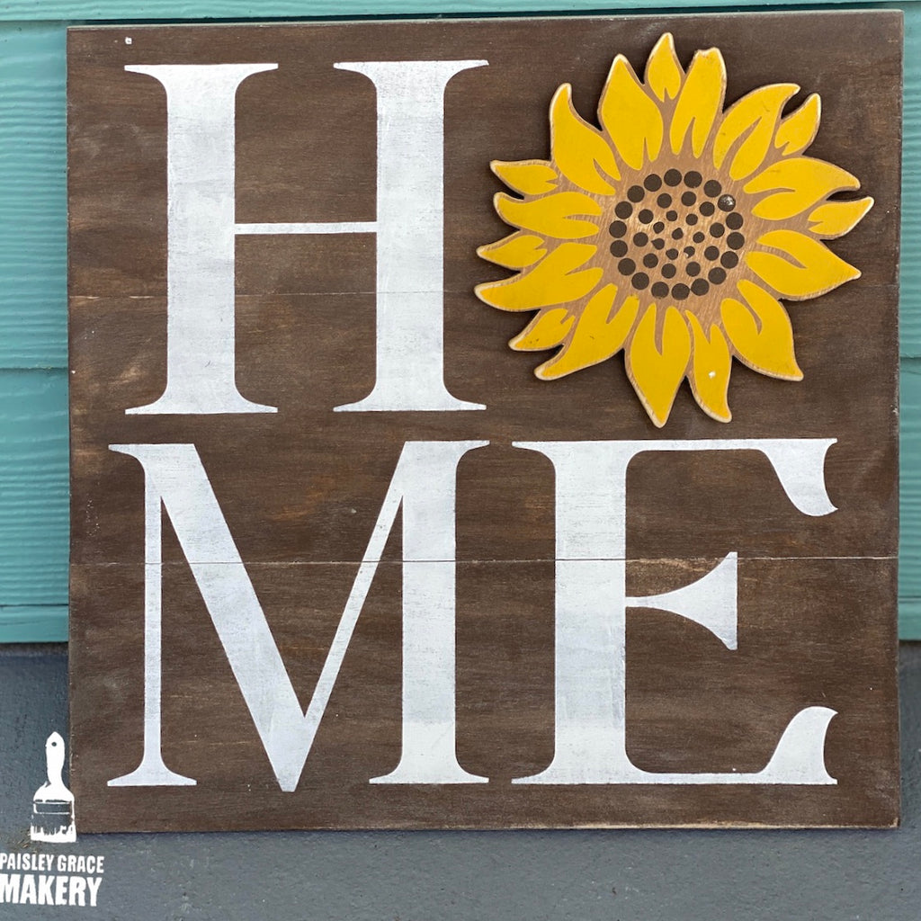HOME Square: INTERCHANGEABLE DESIGN - Paisley Grace Designs