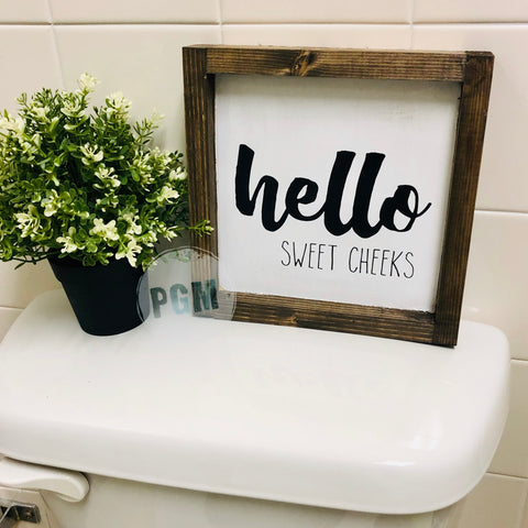 Hello Sweet Cheeks: MINI DESIGN