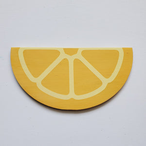 Lemon:  Interchangeable Shape - Paisley Grace Designs