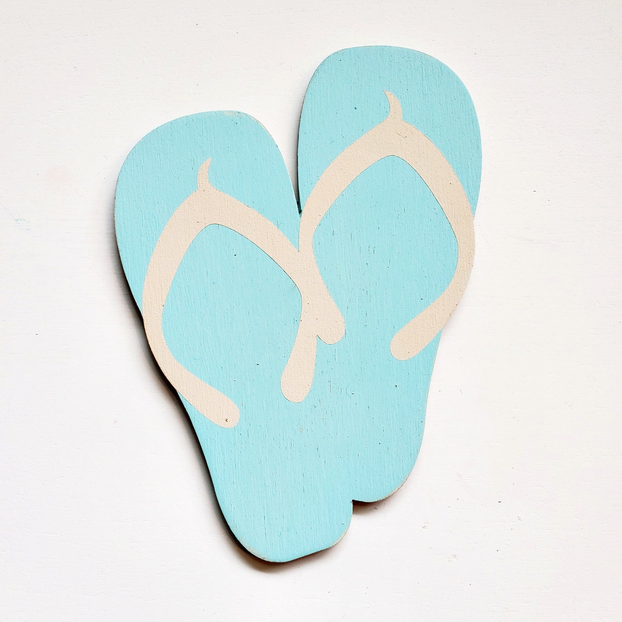 Flip Flop: Interchangeable Shape