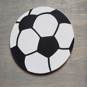 Soccer Ball: Interchangeable Shape