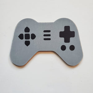Video Game Controller: Interchangeable Shape