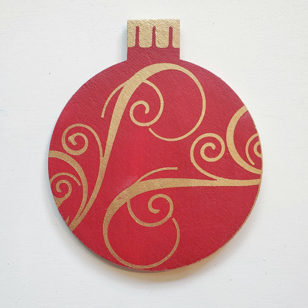Ornament:  Interchangeable Shape