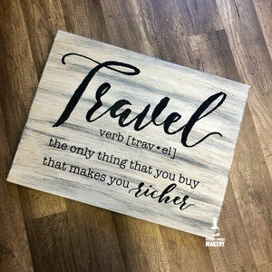 TRAVEL DEFINITION: SIGNATURE DESIGN - Paisley Grace Designs