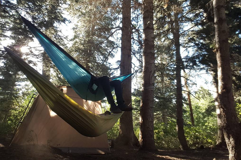 The Quick Guide to Hammock Camping