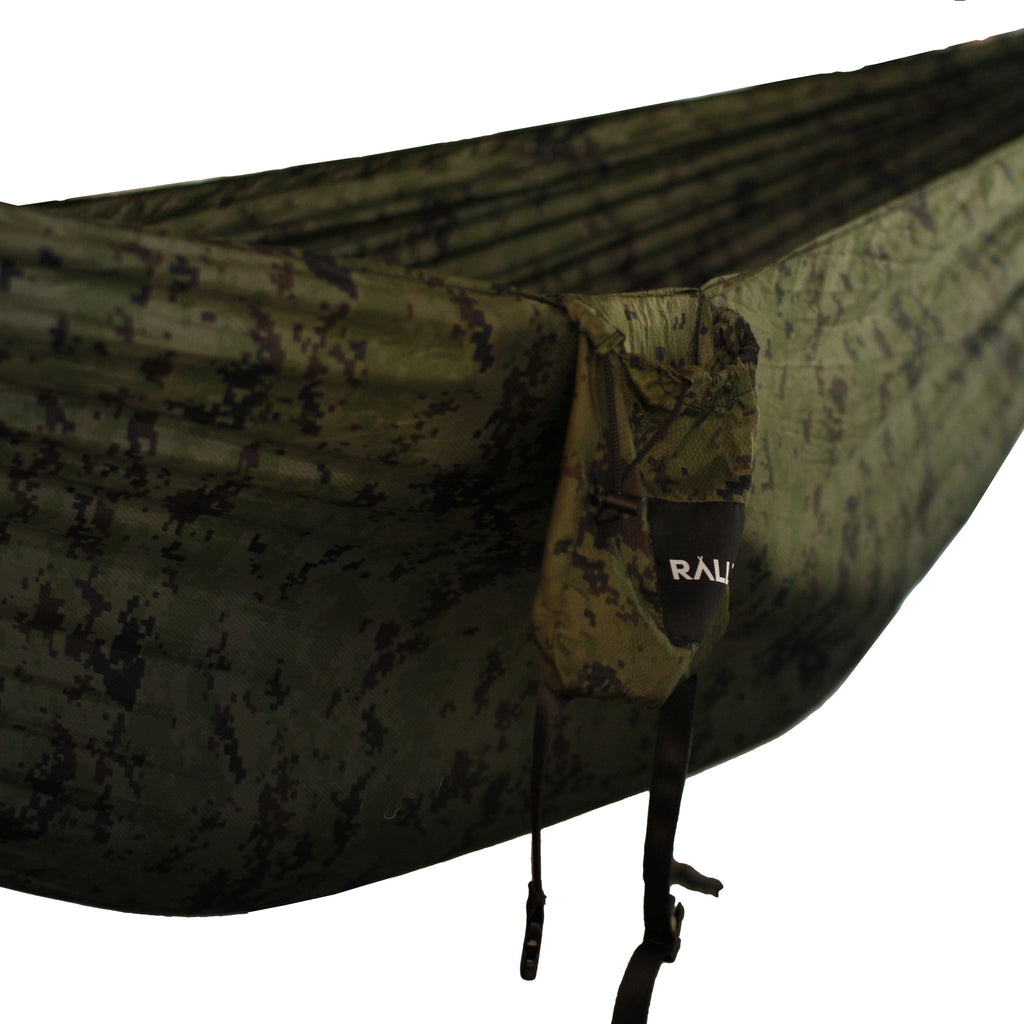 Medium image of digital camo hammock