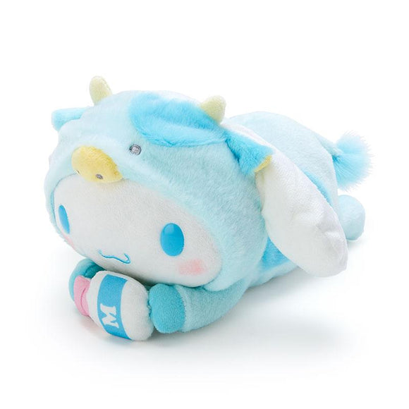 Cinnamoroll Year of the Ox Costume Cow Plush by Sanrio