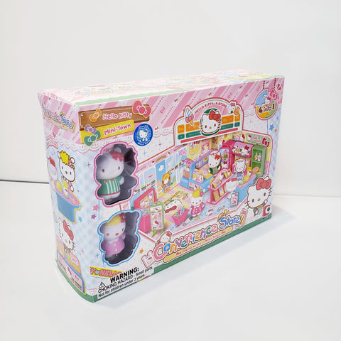 Hello kitty convenience store toy set - Megazone