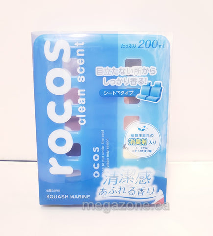 Rocos marine squash scent Japanese air freshener/ air Spencer by Carall - Megazone