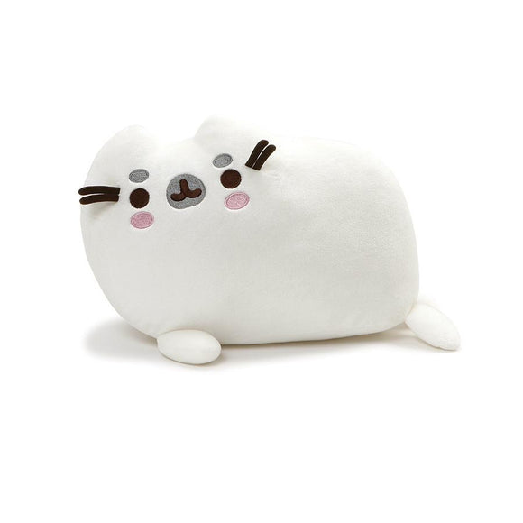 Pusheen/ Pusheenimal Seal Plush Stuffed Animal, White, 13