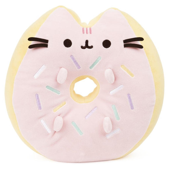 Pusheen Plush Donut with Sprinkle/ Squisheen by Gund