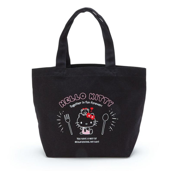Hello Kitty Insulated Lunch Tote Bag Cotton by Sanrio