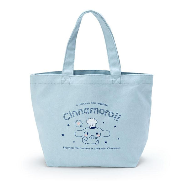 Cinnamoroll Insulated Lunch Tote Bag Cotton by Sanrio