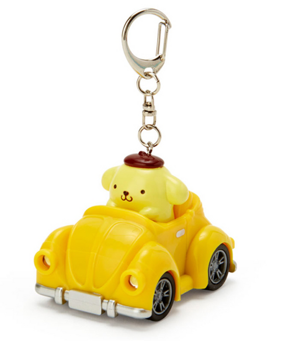 Pompompurin Car Key Chain by Sanrio - Megazone