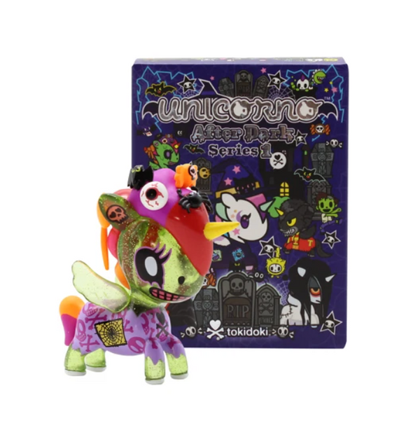 Unicorno After Dark Series 1 Blind Box by Tokidoki