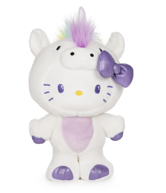 Hello Kitty Unicorn Plush by Sanrio/ Gund