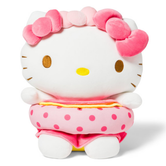 Hello Kitty Swimming/ Beach Plush by Sanrio