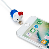 Hello Kitty Cable Bite Protector/ Holder for iphone by Sanrio