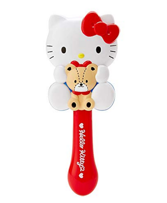 Hello Kitty 3D Hairbrush Comb by Sanrio