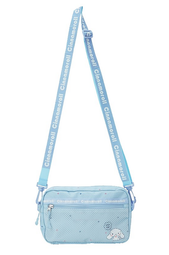 Cinnamoroll Shoulder Bag with Strap by Sanrio