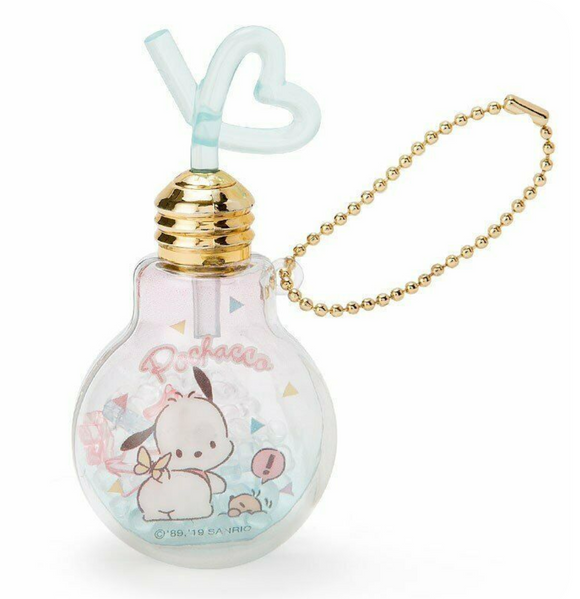 Pochacco Light bulb Keychain by Sanrio