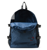 Hello Kitty Dark Blue Backpack/ Large by Sanrio