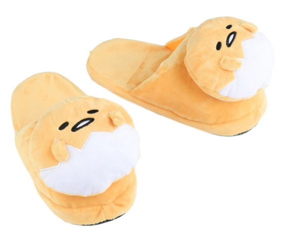 Gudetama Room Slippers by Sanrio