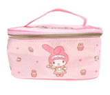 My Melody Pouch Cafe/ Comestic bag with handle by Sanrio