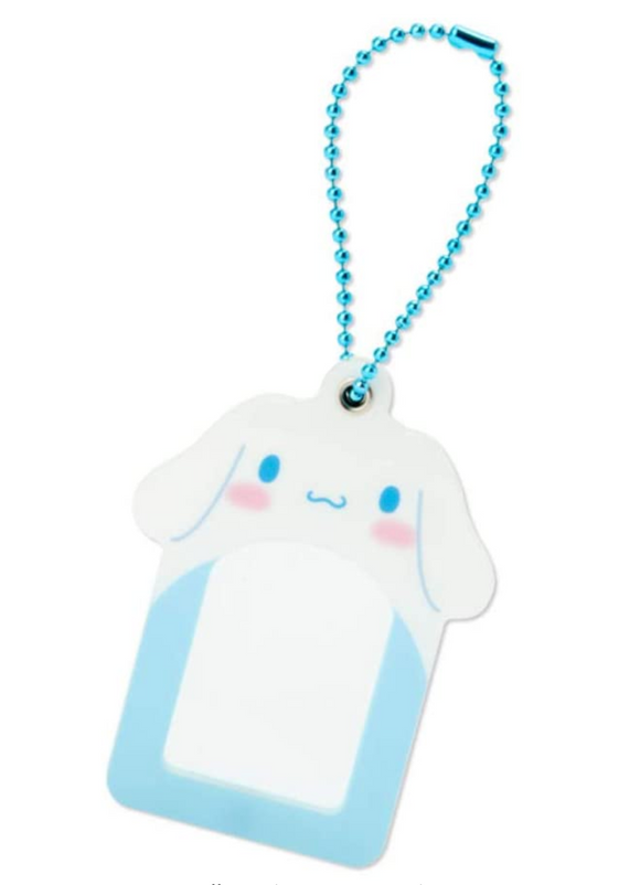 Cinnamoroll Photo Frame/ Holder Keychain by Sanrio