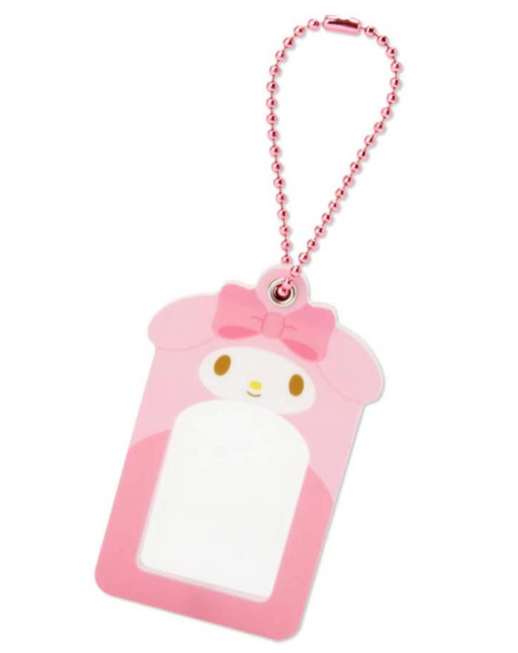 My Melody Photo Frame/ Holder Keychain by Sanrio