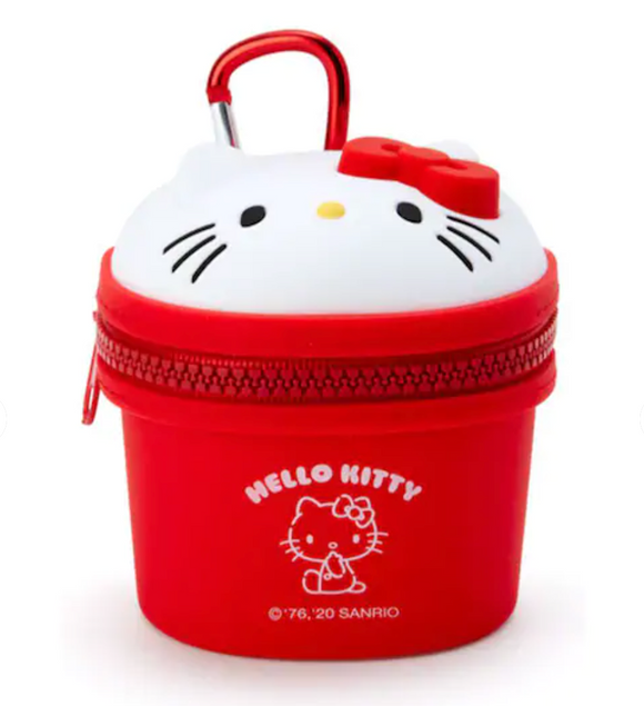 Hello Kitty Soft Dust/ Trash Box by Sanrio