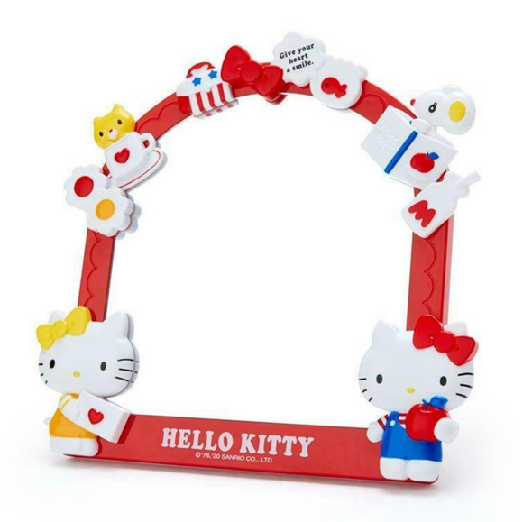 Hello Kitty & Friends 2-Ways Mirror by Sanrio