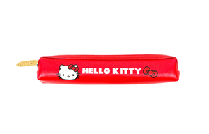 Hello Kitty Slim Pen/ Pencil/ Eyeliner Pouch by Sanrio