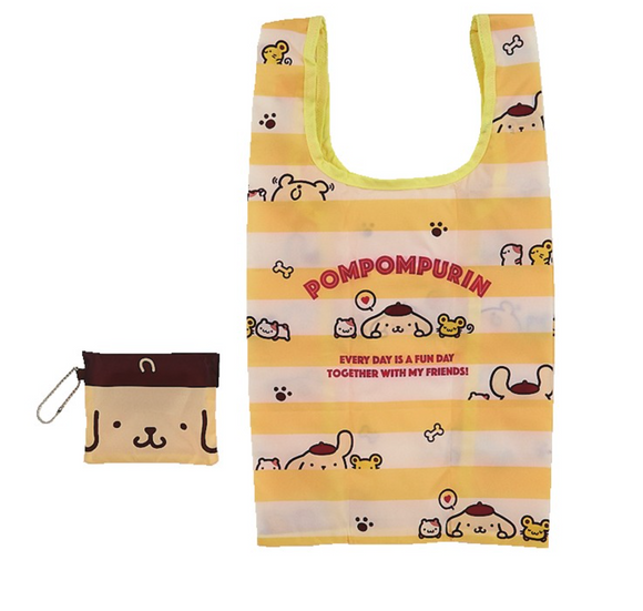 Pompompurin Eco Bag by Sanrio
