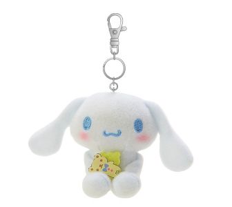 Cinnamorroll Mascot Keychain/ Bag Charm /Friend series by Sanrio