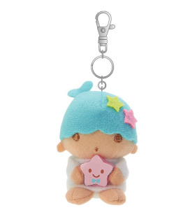 Little Twin Stars/ Kiki Mascot Keychain/ Bag Charm /Friend series by Sanrio