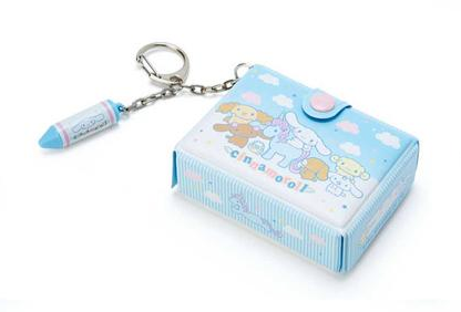 Cinnamoroll Box Keychain by Sanrio