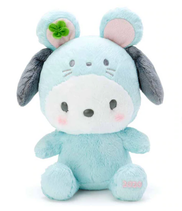 Pochacco 2020 Mouse Plush by Sanrio