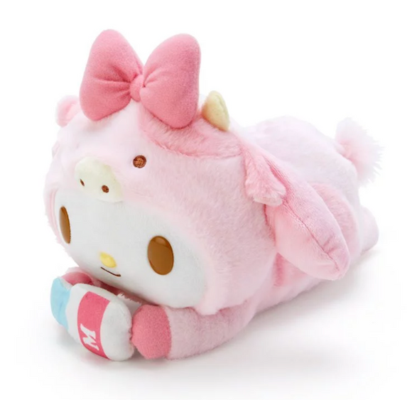 My Melody Year of the Ox Costume Cow Plush by Sanrio