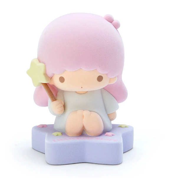 Little Twin Stars LaLa PVC / 3D Mascot Flocked Coin Bank by Sanrio