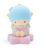 Little Twin Stars KiKi PVC / 3D Mascot Flocked Coin Bank by Sanrio