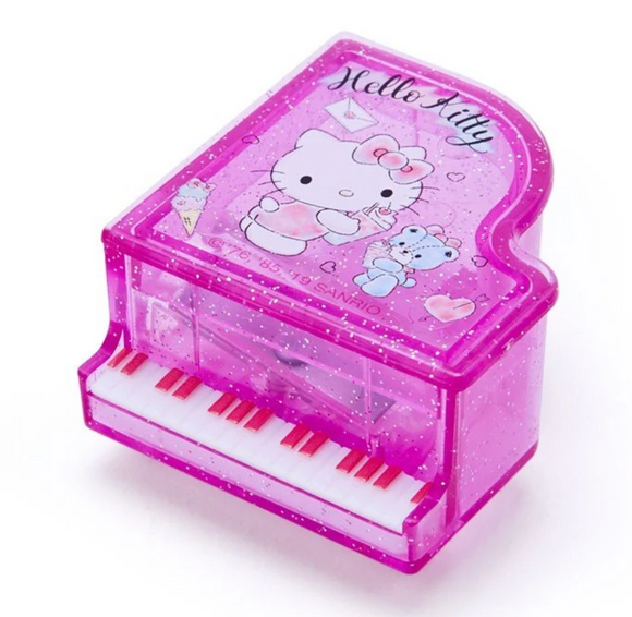 Hello Kitty Piano Pencil Sharpener by Sanrio