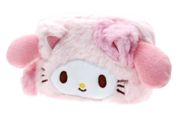 My Melody Happy Cat Pouch by Sanrio