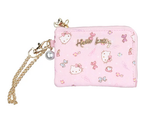 Hello Kitty Coin Purse Pink by Sanrio