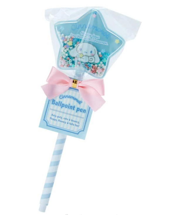 Cinnamoroll Confetti Star Pen Ball Pen by Sanrio