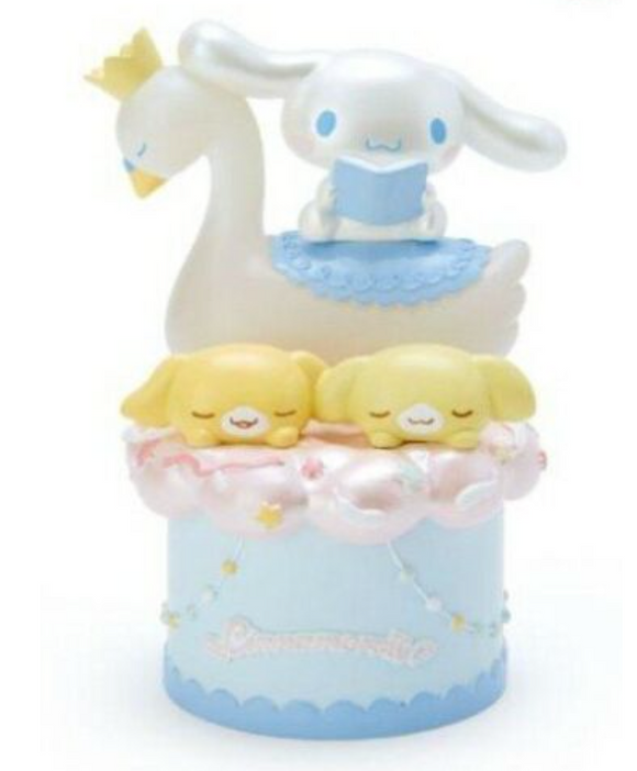 Cinnamoroll Swan LED Room Lamp Reading by Sanrio